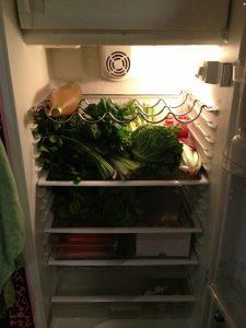 Scopriamo che cosa c'è nel frigorifero di Paola