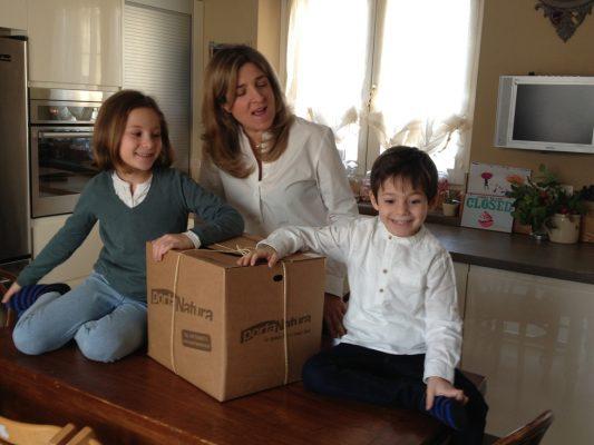 Oggi andiamo nella cucina di Daniela Bertelli mamma, cake designer e illustratrice